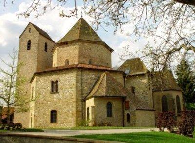 Abbatiale Ottmarsheim